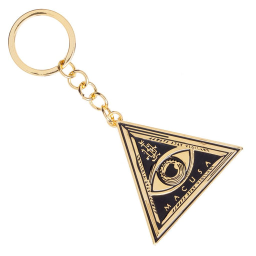 Fantastic Beasts and Where to Find Them Triangle Eye Keychain