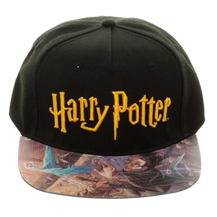 Harry Potter Character Bill Snapback Youth Cap