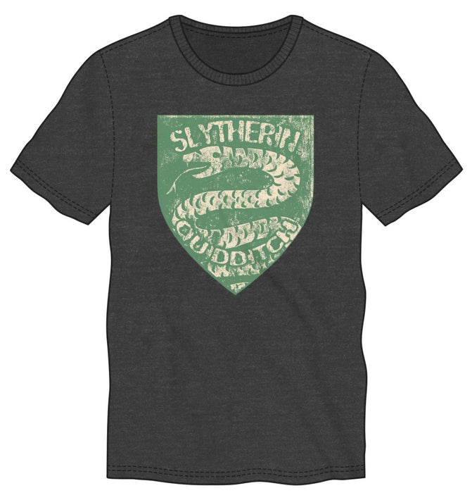 Bioworld Harry Potter Slytherin Quidditch Crew T-Shirt