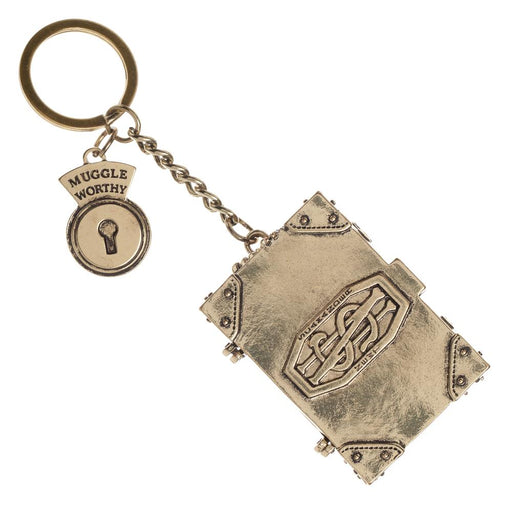Fantastic Beasts and Where to Find Them Newt Scamander Briefcase Keychain