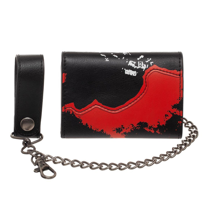 IT The Clown Movie Chain Wallet