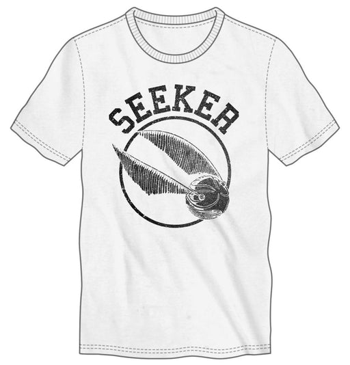Bioworld Harry Potter Seeker Snitch in Circle T-Shirt