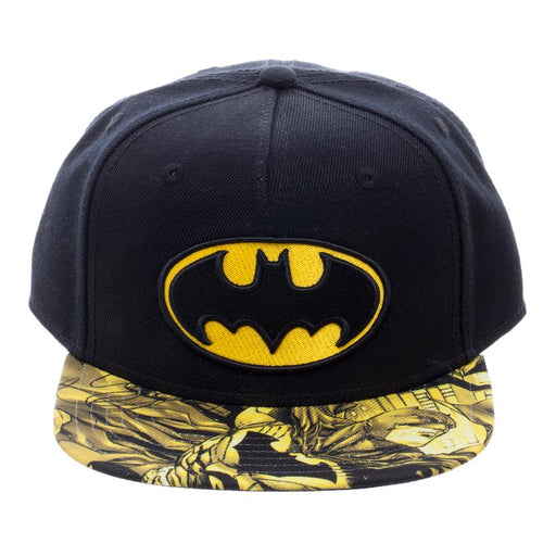 Batman Character Bill Youth Snapback Cap
