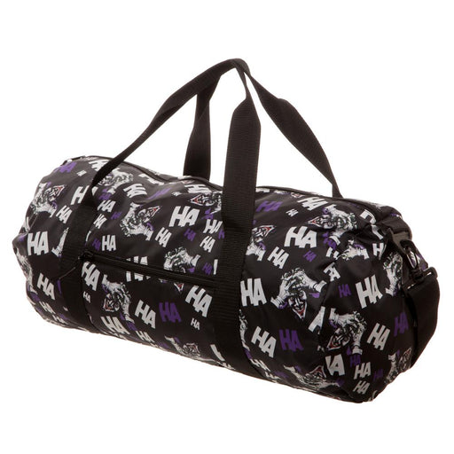 DC Comics The Joker Packable Duffle Bag