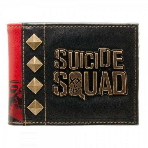 Suicide Squad Metal Embossed Wallet