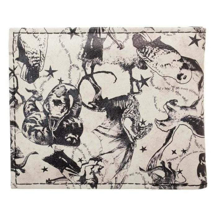 Harry Potter All Over Print Bifold Wallet
