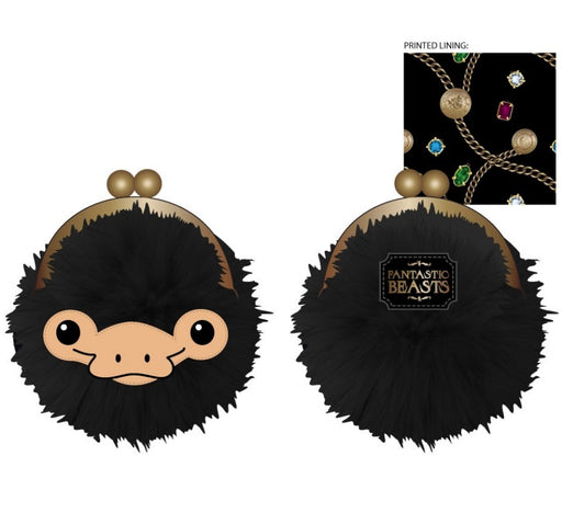 Fantastic Beasts and Where to Find Them Niffler Kisslock Coin Purse