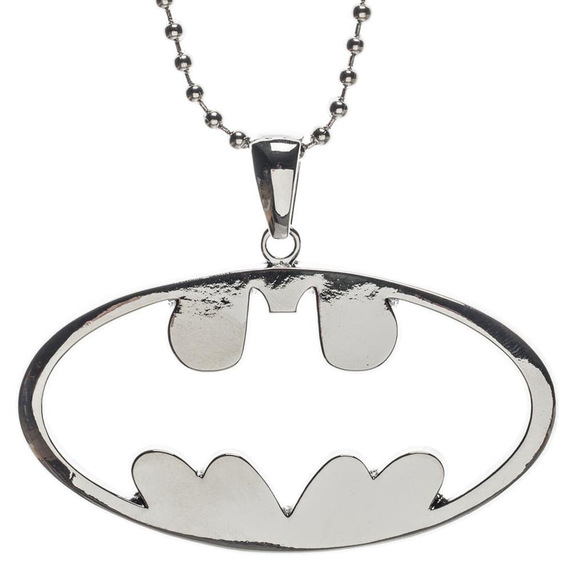 Batman Logo Cutout Logo Chain
