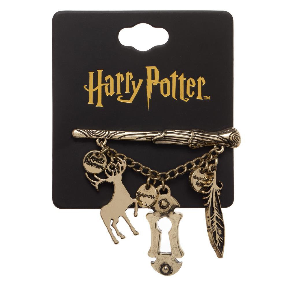 Bioworld Harry Potter Alohomora Charm Lapel Pin