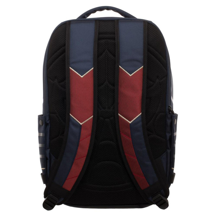 Bioworld Avengers Infinity AVI Iron Spiderman Built Up Laptop Backpack LAPTO