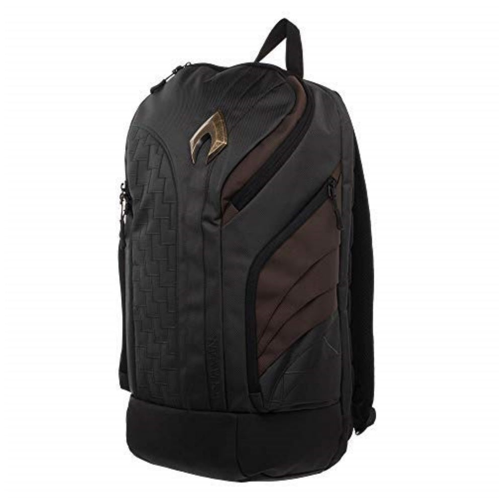 Bioworld Aquaman Built Up Laptop Backpack