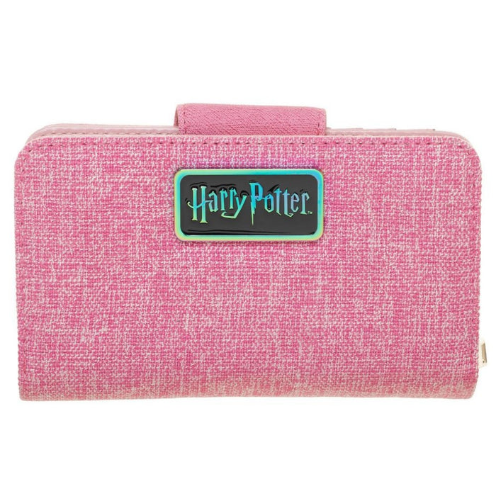 Bioworld Harry Potter Luna Lovegood Bifold Snap Purse