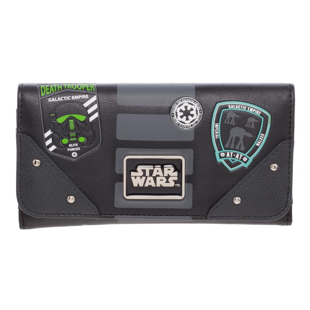 Bioworld Star Wars Rogue One Empire Flap Purse