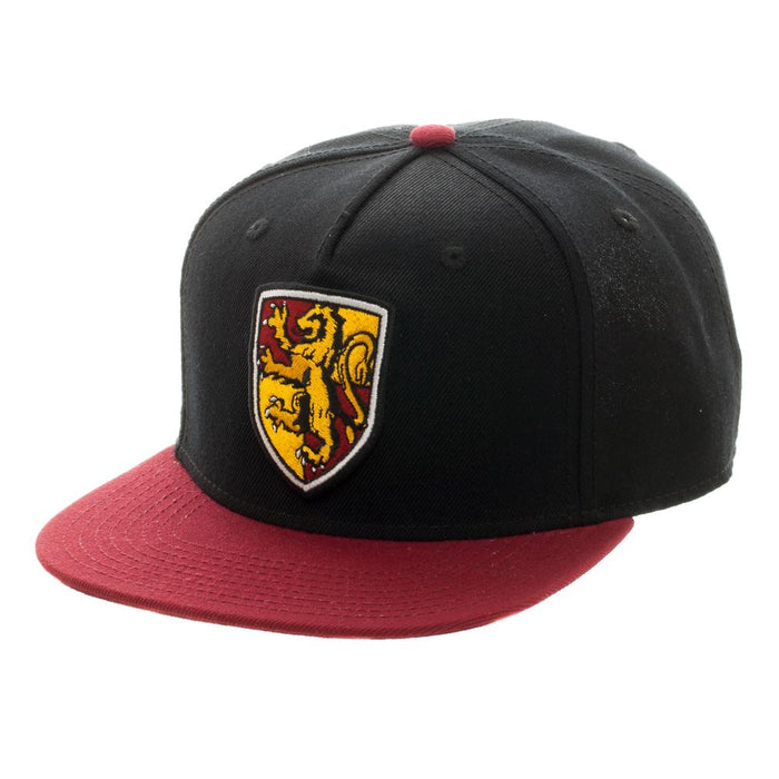 Bioworld Harry Potter Gryffindor Crest Snapback