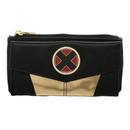 Bioworld Marvel X-Men Logo Jrs Flap Purse