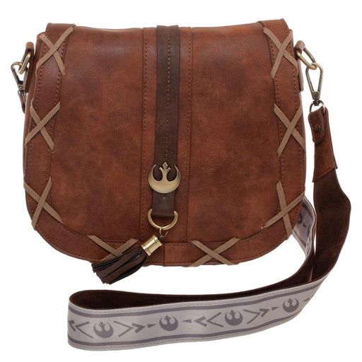 Bioworld Star Wars Endor Leia inspired Jrs Saddle Bag