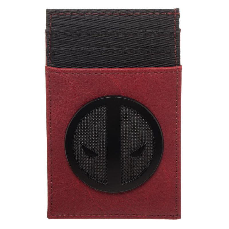 Bioworld Marvel Deadpool Front Flip Card Wallet