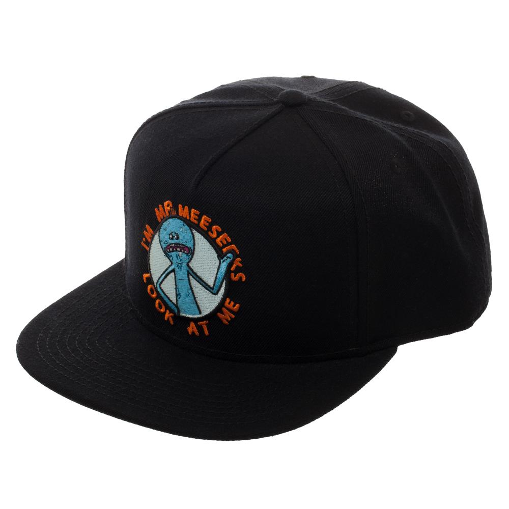 Bioworld Rick and Morty Im Mr Meeseeks Snapback