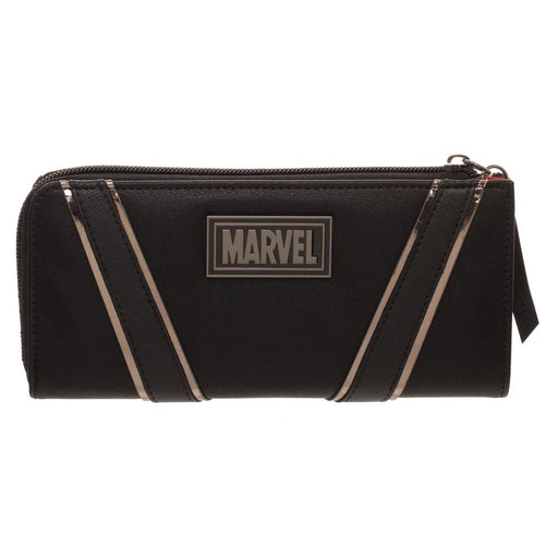 Bioworld Marvel Black Panther L-Zip Purse