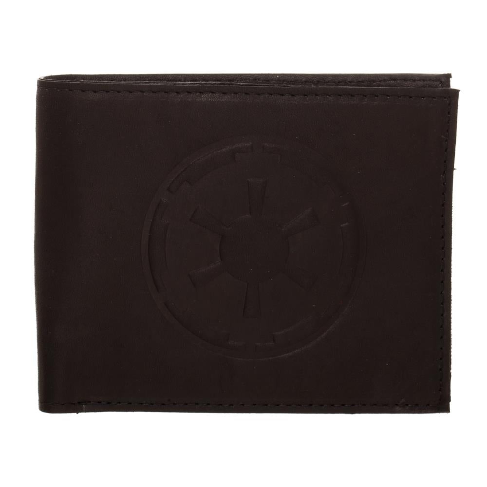 Bioworld Star Wars Empire Leather Bifold Wallet