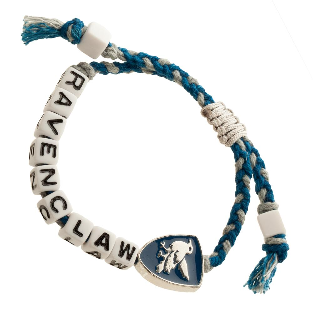 Bioworld Harry Potter Ravenclaw Cube Bead Bracelet