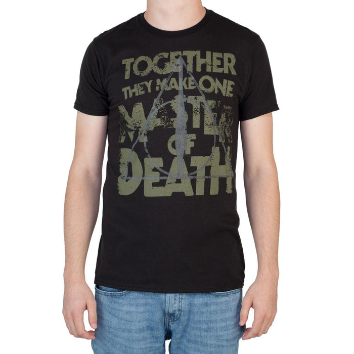 Bioworld Harry Potter Masters of Death T-Shirt