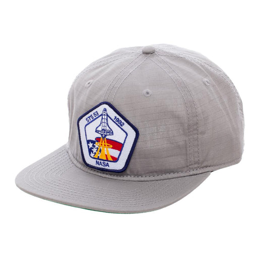 Bioworld NASA STS 53 Ripstop Patch Snapback