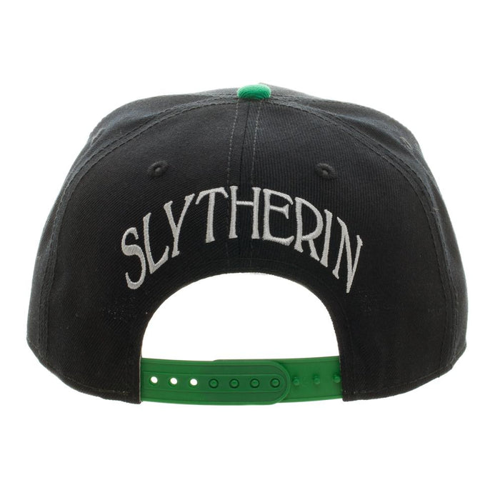 Bioworld Harry Potter Slytherin Crest Snapback