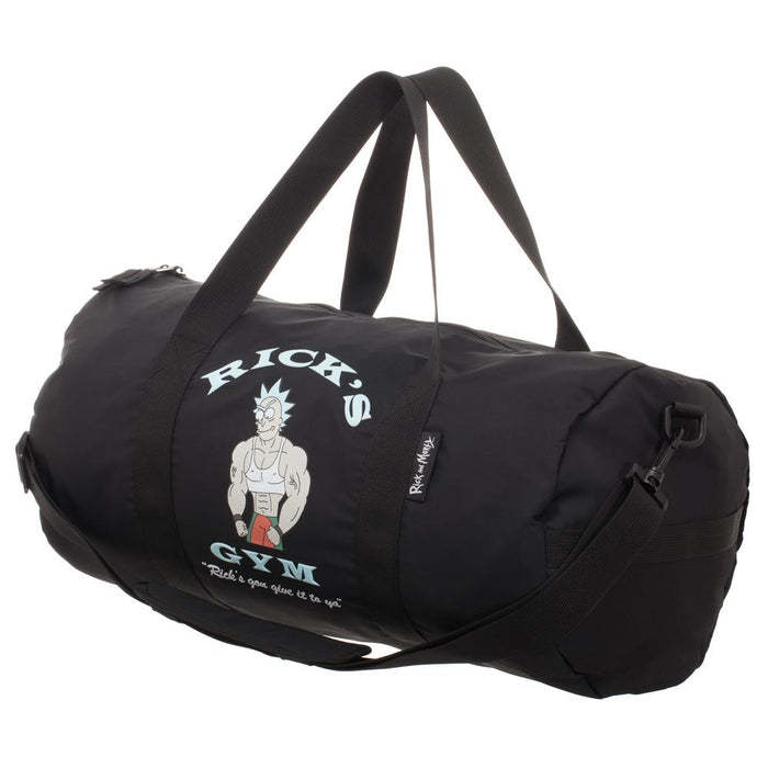 Bioworld Rick & Morty Ricks Gym Duffle Bag