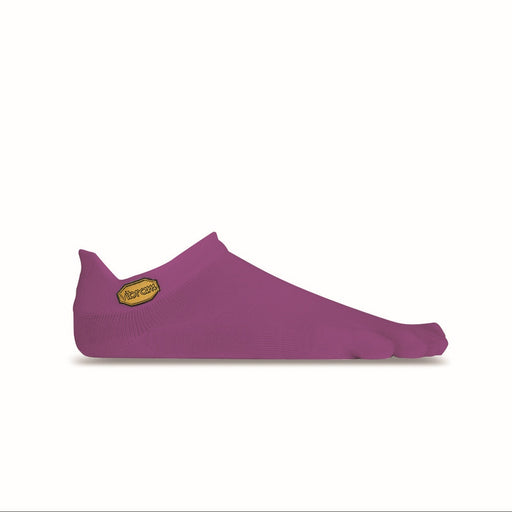 Vibram 5Toe Sock No Show Purple