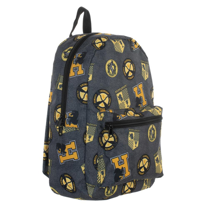 Harry Potter Hufflepuff House Backpack