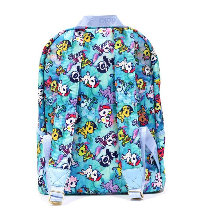 TokiDoki Watercolor Paradise Backpack