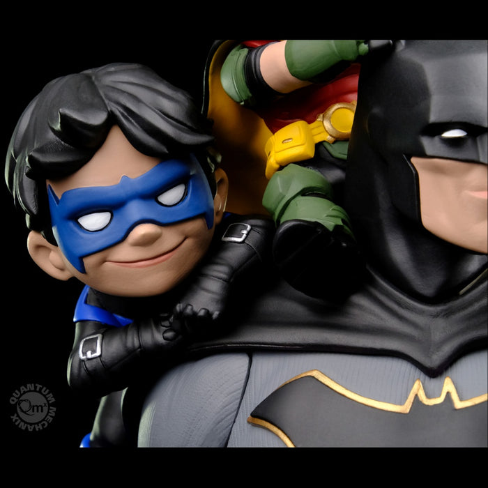 QMx Batman: Limited Edition Family Q-Master Diorama