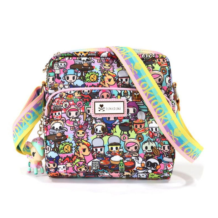 TokiDoki Toki Takeout Crossbody Bag