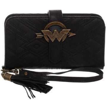 Bioworld Wonder Woman Fringe Clutch Handbag