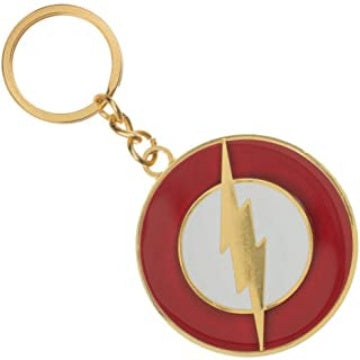 DC Comics The Flash Rotating Keychain