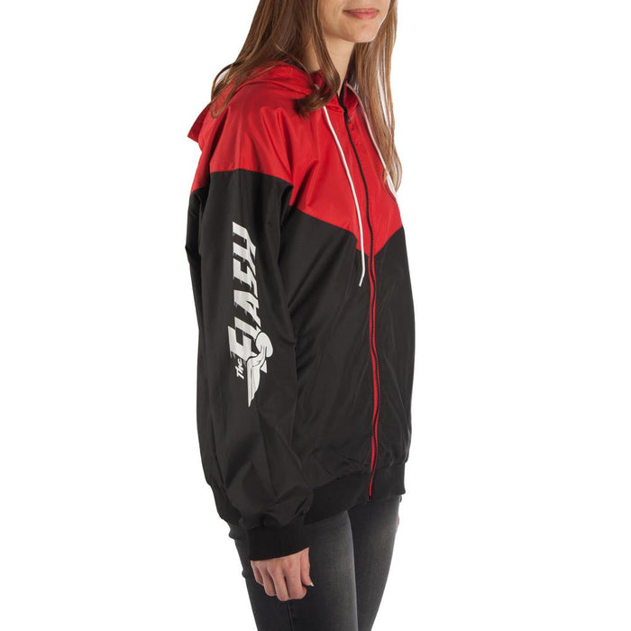 DC Comics The Flash Unisex Windbreaker