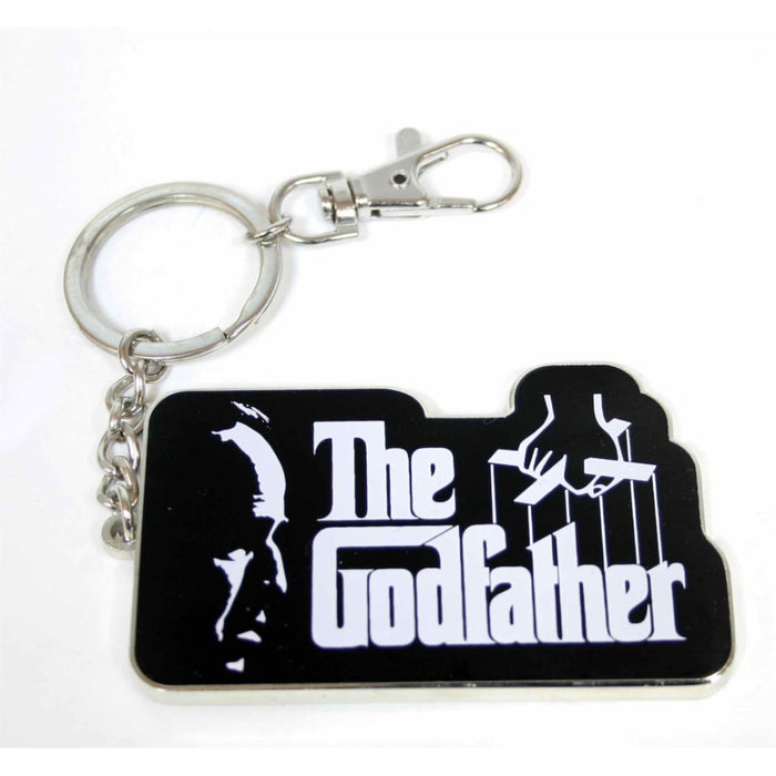 SD Toys The Godfather logo Keychain
