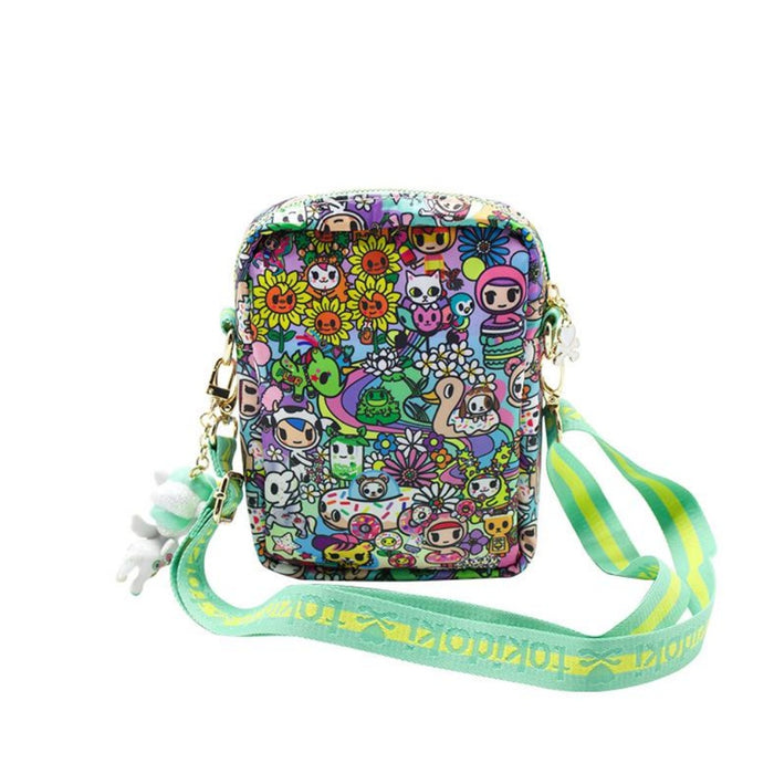 TokiDoki Flower Power Mini Shoulder Bag