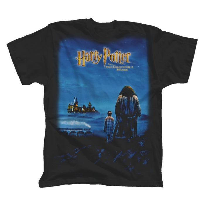 Harry Potter and The Philosophers Stone Poster T-Shirt