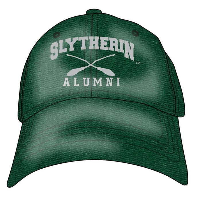 Harry Potter Slytherin Alumni Snapback Cap