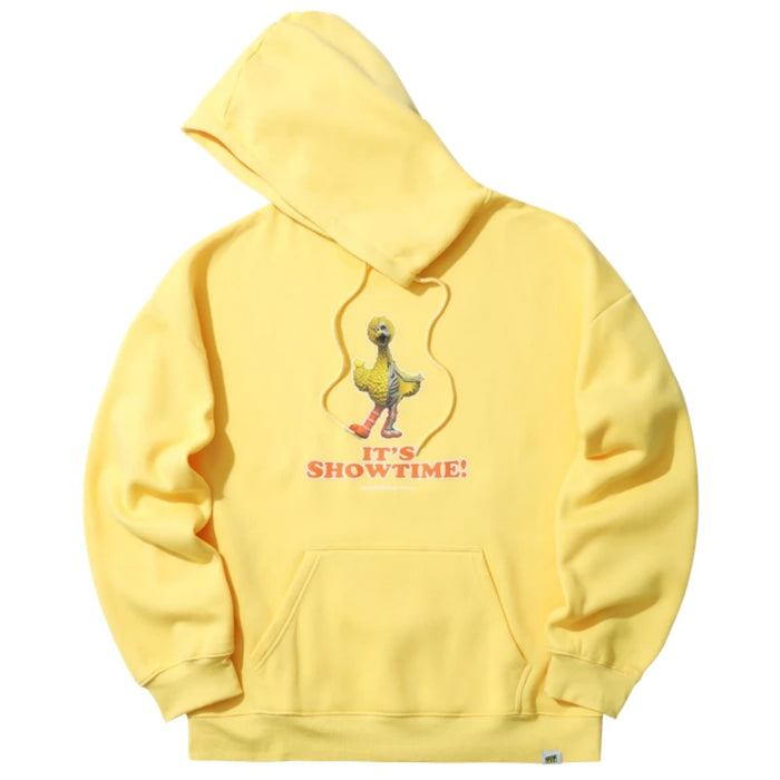 Mighty Jaxx Big Bird Yellow Hoodie