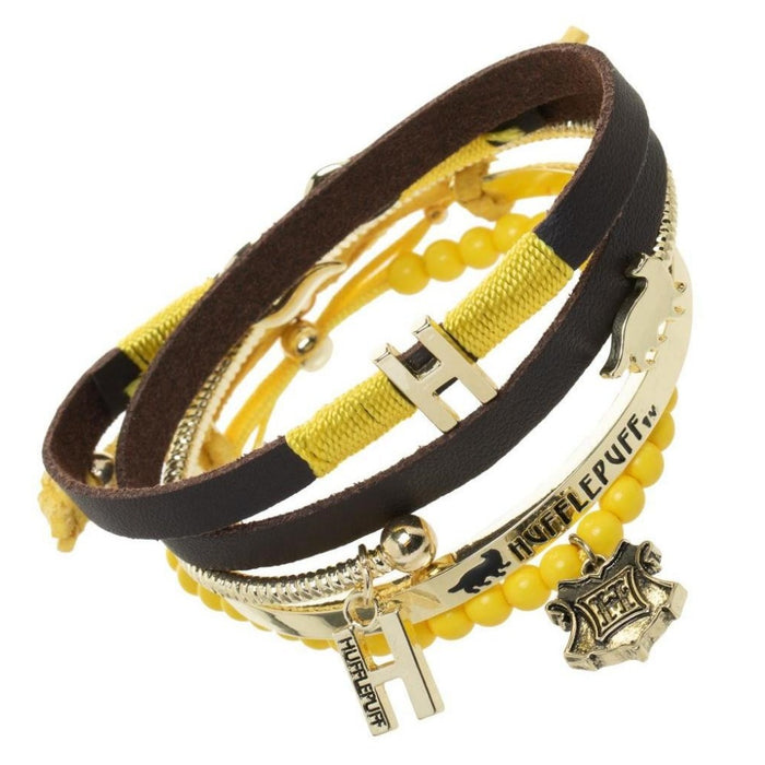 Harry Potter Hogwarts Hufflepuff Arm Party
