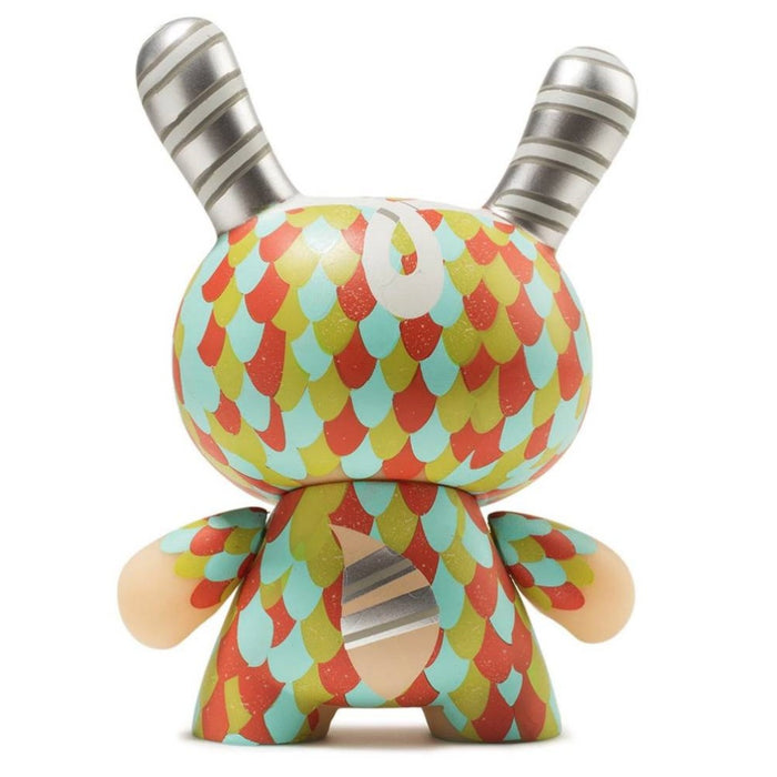 "Kidrobot Horrible Adorables 5"" The Curly Horned Dunnylope"