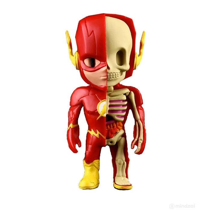 "Mighty Jaxx XXRAY 4"" The Flash Original"