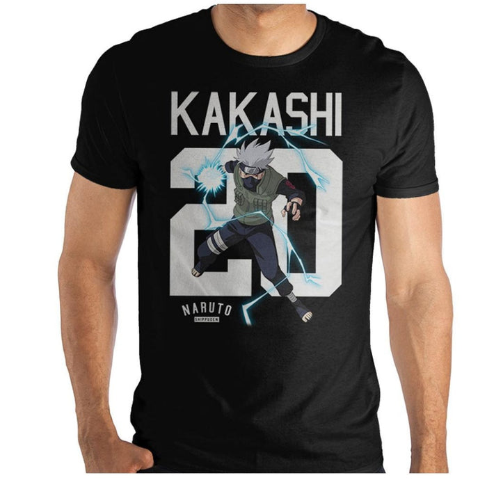 Naruto Kakashi 20 Movie T-Shirt
