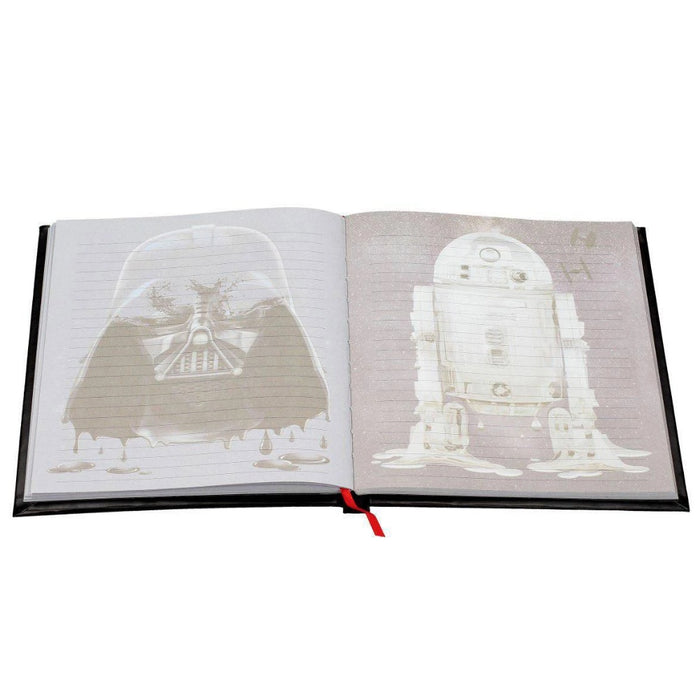 SD Toys Star Wars Ep IV Darth Vader Notebook w/ sound