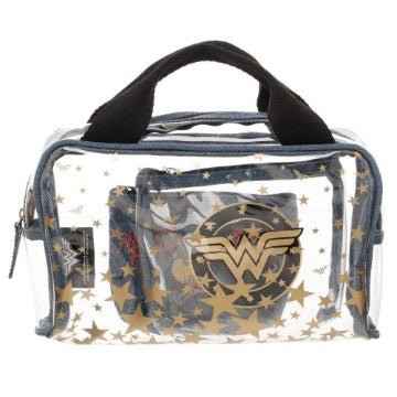 DC Comics Wonder Woman Navy Backpack