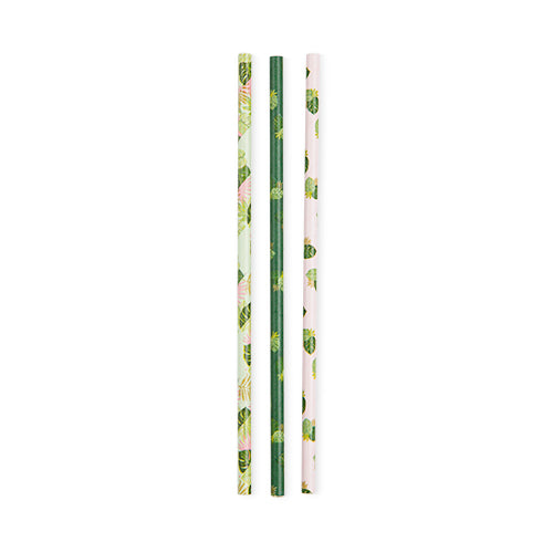 Monstera Straws - StyleMeGHD