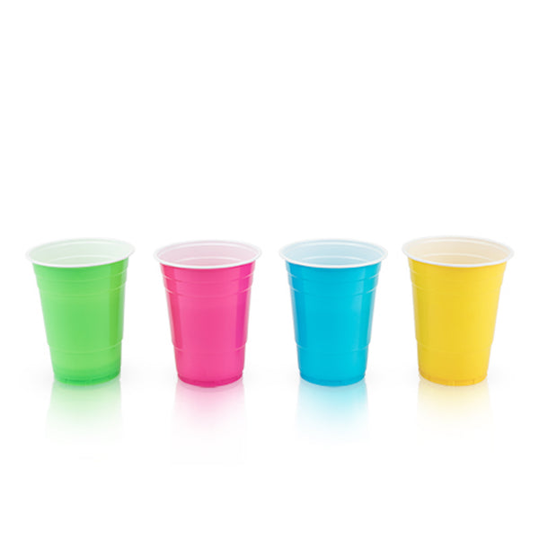 HOUSE PARTY PLASTIC CUPS